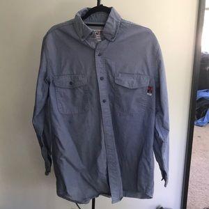Walls FR workwear long sleeve shirt